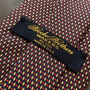 Brooks Brothers Silk tie— Like new!